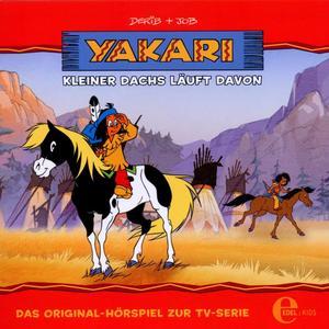 Yakari - 04 / Kleiner Dachs - 1 CD