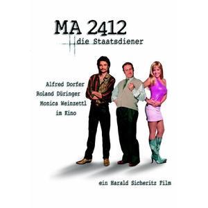 Dorfer, Alfred / Düringer, Roland - Ma 2412: Die Staatsdiener - 1 DVD