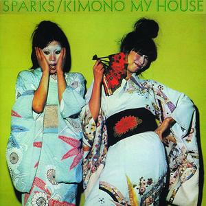 Sparks - Kimono My House (Remastered) - 1 CD