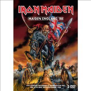 Iron Maiden - Maiden England '88 - 2 DVD