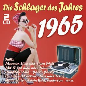 Various - Die Schlager Des Jahres 1965 - 2 CD