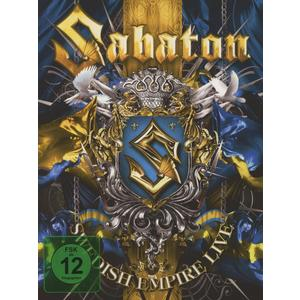Sabaton - Swedish Empire Live - 2 DVD