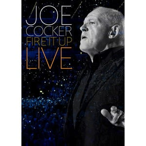 Cocker, Joe - Fire It Up - Live - 1 DVD