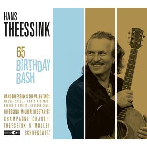 Theessink, Hans - 65 Birthday Bash - 1 CD