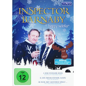 Inspector Barnaby - Happy Winter - 3 DVD