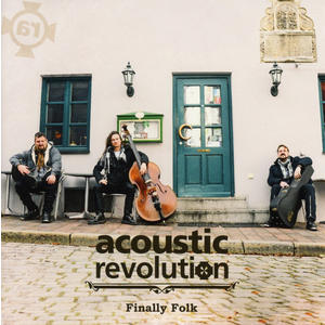 Acoustic Revolution - Finally Folk - 1 CD
