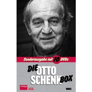 Schenk, Otto - Die Otto Schenk Box [10 DVDs] - 1 DVD