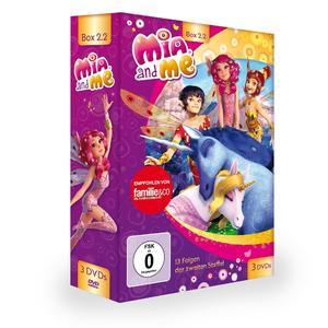 Mia And Me - Box 2 - Staffel 2, Folge 14 - 26 - 3 DVD