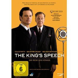 The King's Speech - The King's Speech - 1 DVD