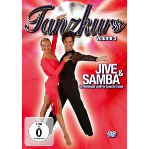 Various - Tanzkurs Vol. 5 - Jive & Samba - 1 DVD