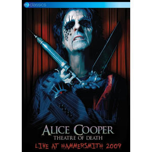 Cooper, Alice - Theatre Of Death - Live At Hammersmith 2009 - 1 DVD
