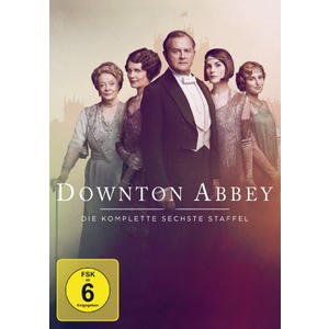 Smith, Maggie / Bonneville, Hugh - Downton Abbey - Season 6 - 4 DVD