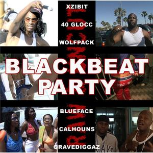 Various - Blackbeat Party Vol.1 - 1 CD