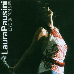 Pausini, Laura - Live In Paris 05 - 1 CD