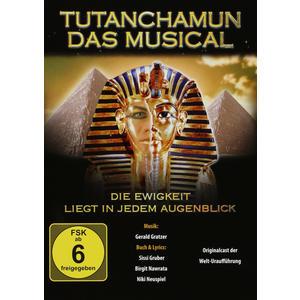 Various - Tutanchamun - Das Musical - 1 DVD