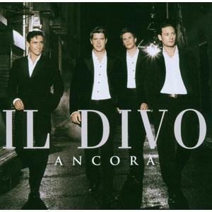 Il Divo - Ancora - 1 CD