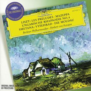 Karajan, Herbert Von / Berliner Philharmoniker - Moldau / Preludes / Ungarische Rhapsodie - 1 CD