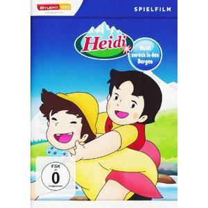 Heidi - Heidi Zurück In Den Bergen - 1 DVD