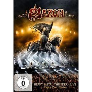 Saxon - Heavy Metal Thunder - Live - Eagles Over Wacken - 1 DVD