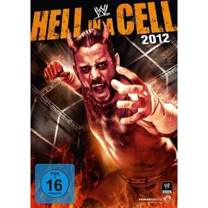 WWE - Hell In A Cell 2012 - 1 DVD
