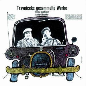 Qualtinger, Helmut / Bronner, Gerhard - Travniceks Gesammelte Werke - 1 CD