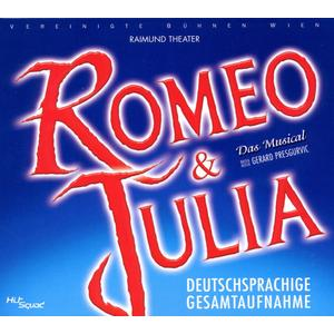 Perman / Shaki / Seibert / Filipcic - Romeo & Julia - Gesamtaufnahme - 2 CD