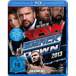 WWE - The Best Of Raw & Smackdown 2013 [2 BR] - 1 BR
