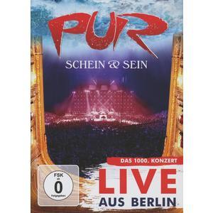 Pur - Schein & Sein - Live - 2 DVD