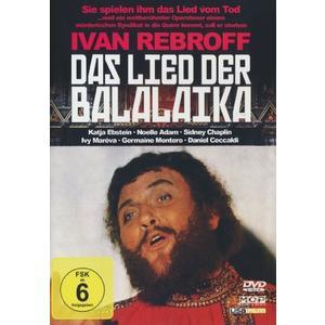Rebroff, Ivan - Ivan Rebroff - Das Lied Der Balalaika - 1 DVD