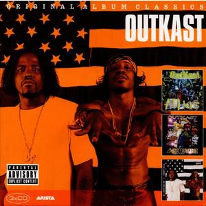 Outkast - Original Album Classics - 3 CD