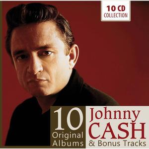 Cash, Johnny - 10 Original Alben - 10 CD