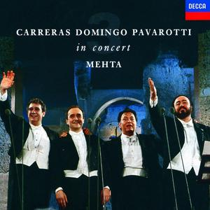 Carreras / Domingo / Pavarotti - Three Tenors Concert - 1 CD