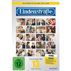 Lindenstrasse - Lindenstrasse Box 13 - 10 DVD
