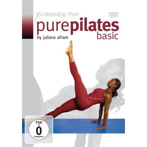 Afram, Juliana - Pure Pilates Basic - 1 DVD