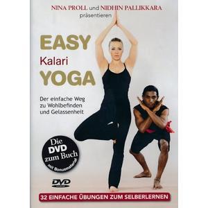 Proll, Nina - Easy Kalari Yoga - 1 DVD
