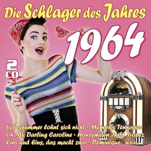 Various - Die Schlager Des Jahres 1964 - 2 CD