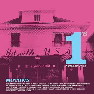 Various - Motown No 1's - 1 CD