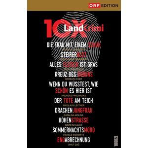 ORF Landkrimis - Landkrimis: Gesamtausgabe 1 - 10 - 10 DVD