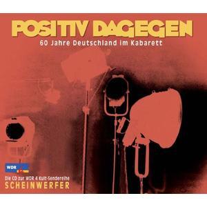 Deutschland Im Kabarett - Positiv Dagegen - 1 CD