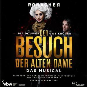 Kröger, Uwe / Douwes, Pia - Besuch Der Alten Dame - Das Musical - 1 CD
