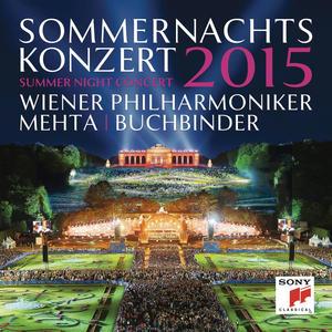 Wiener Philharmoniker / Mehta, Z. / Buchbinder, R. - Sommernachtskonzert 2015 - 1 CD