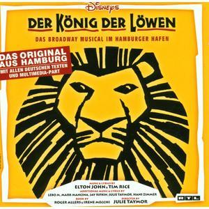 Various - Der König Der Löwen (Deutsche Version) - 1 CD Enh.