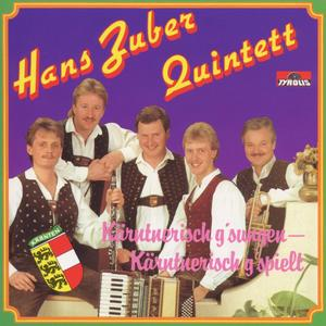 Zuber Quintett, Hans - Kärntnerisch G'sungen - Kärntnerisch G'spielt - 1 CD