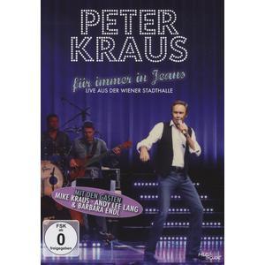 Kraus, Peter / Kraus, Mike / Lang, Andy Lee / En, Barbara - Die Grosse Peter Kraus Revue - Für Immer In Jeans - 1 DVD