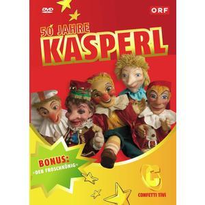 Kasperl - 50 Jahre Kasperl - 1 DVD