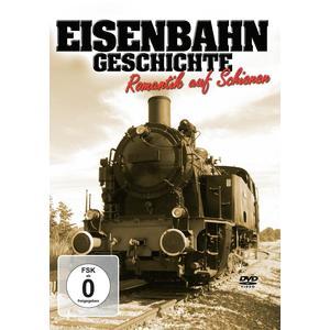 Special Interest - Eisenbahn-Geschichte - 1 DVD