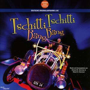 Lesiak / Zeintl / Berg / Hauser - Tschitti Tschitti Bäng Bäng - 1 CD