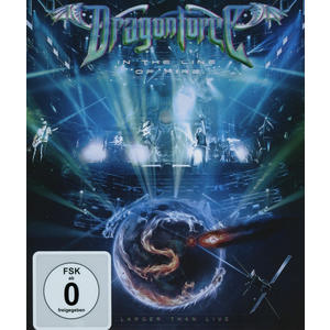 Dragonforce - In The Line Of Fire - Live In Japan 2014 - 1 BR