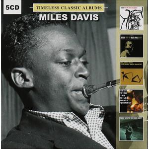 Davis, Miles - Timeless Classic Albums - 5 CD