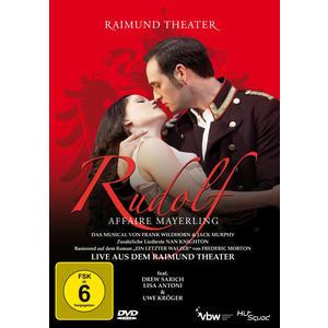 Various - Rudolf Affaire Mayerling - Live Aus Dem Raimund Theater - 1 DVD